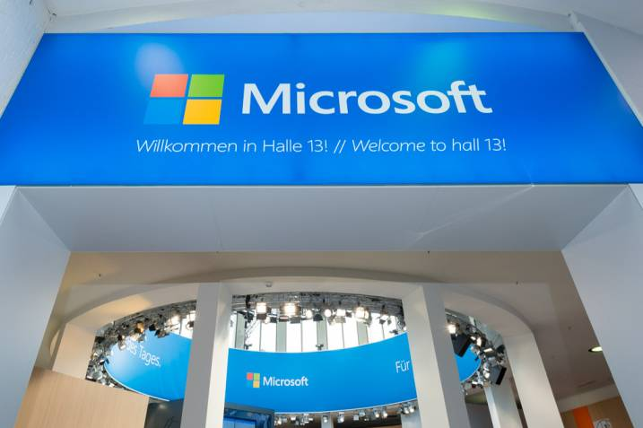 Microsoft zeigt innovative Hardware-Trends -