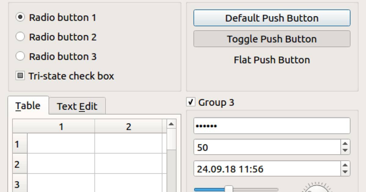 Eine Desktop-App mit Python schreiben -